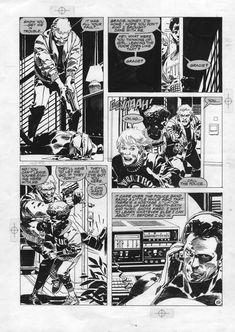 Punisher by Zaffino, in buzzzz's JORGE ZAFFINO Comic Art Gallery Room