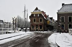 Winter in Weesp