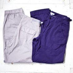 ordinary fits オーディナリーフィッツ JUNGLE FATIGUE PANTS ジャングルファティーグパンツ