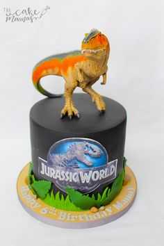 Amazing Photo of Jurassic Park Birthday Cake Jurassic Park Birthday Cake Jurassic World Birthday Cake Call Or Email To Book Your Custom Cake Dinosaur Cakes For Boys, Dinosaur Birthday Cakes, Happy Birthday Cakes, Jurrasic Park Cake, Jurassic World Cake, Festa Jurassic Park, Bithday Cake, Dino Cake, Park Birthday