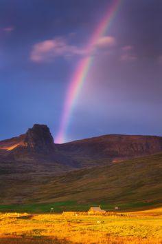 Hvestudalur, Iceland