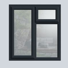 Casement Windows In White By Wideline From Our Paragon