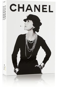 Assouline | Set of three Chanel by Natasha Fraser-Cavassoni, Vincent Meylan and Martine Marcowith hardcover books  | NET-A-PORTER.COM