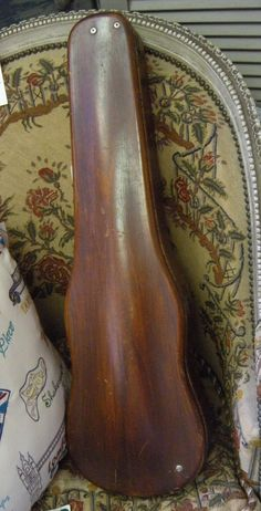 Antique Wooden Violin Case by OldDrawingsAndPhotos on Etsy, $97.00