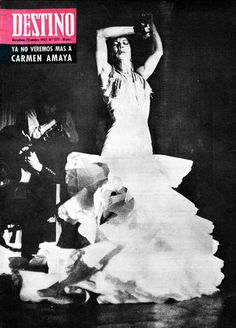 Portada Destino Carmen Amaya