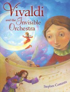 Cover image for Vivaldi and the invisible orchestra / Stephen Costanza.
