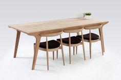 danish dining table chairs - Recherche Google