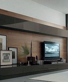 Living Room Wall Unit System Designs – Deco – Welcome Home Decor Kitchen Wall Units, Living Room Wall Units, Living Room Modern, Home Living Room, Living Room Designs, Kitchen Pantry, Ikea Tv Wall Unit, Tv Wall Units, Living Room Tv Cabinet