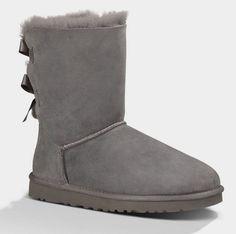 UGG Bailey Bow Grey 3280 Boots