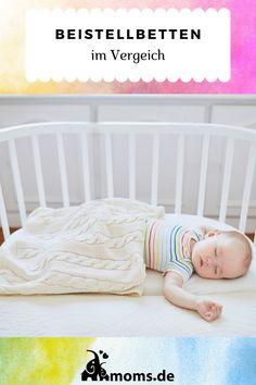 Wir haben das #Beistellbett für dein #Baby verglichen. Egal ob ein #Beistellbett von bekannten Marken wie #Babybay oder ein #Beistellbett passend für eure #Boxbringbett auf moms.de gibt es den Vergleich und hilfreiche Tipps rund um Baby Beistellbetten. Baby Zimmer, Diy Inspiration, Bassinet, Toddler Bed, Furniture, Home Decor, Boy Or Girl, Helpful Tips, Newborns