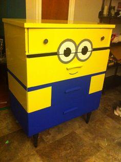 Minion dresser