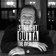 lol Stephen King makes the best horror stories and movies! gotta love the Shining
