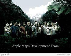Apple Maps Dev Team