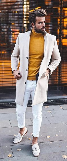 275f68612be Classy Winter Style Outfit Ideas For Men Mens Fashion Blog