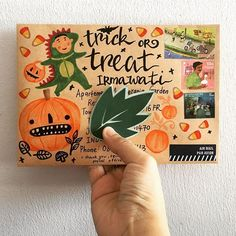 Trick or treat! . . #trickortreat #treatyoself #halloween #happymail #write #handwritten #handwrittenwordsarethebest #draw #doodle #handdrawn #handpainted #snailmail #snailmaillove #snailmailrevival #snailmailrevolution #letter #letterart #letterlove #writemoreletters #sendmylove #sendmoremail #envelope #envelopeart #penpals #friendsacrosstheworld #postal #stamp #stationery