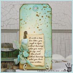Tammy Tutteorw   True Love Letter Tag