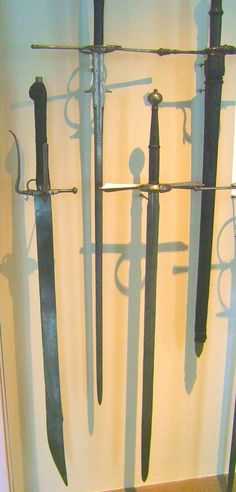 Ethnographic Arms & Armour - messer, kiegsmesser, grosses messer, langes messer