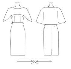 V1579   Vogue Patterns   Sewing Patterns