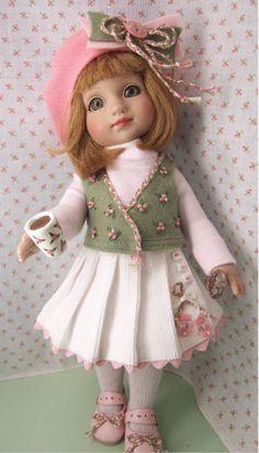 luluzinha kids ❤ bonecas - SNOW FRIEND