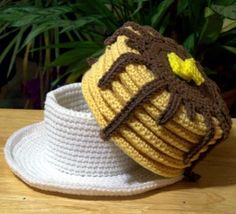Pancake Stack Treasure Plate PDF Crochet by FourBeesDesigns, $4.95