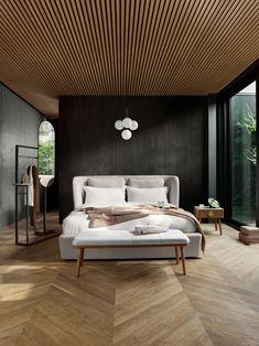 Apartment Bathroom Design, Bathroom Design Luxury, Home Room Design, House Design, Flooring For Stairs, Interior Architecture, Interior Design, Home Living Room, Modern Bedroom