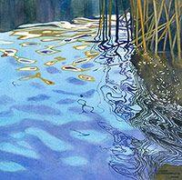 Watercolor landscape paintings - Recent landscape prints - Maud Durland