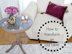 How to transform an old table