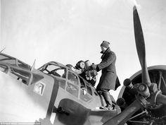 A Blenheim being equipped with a reconnaissance camera on a crisp winter morning Ww2 Aircraft, Fighter Aircraft, Bristol Blenheim, Battle Of Britain, Wwii, British, The Incredibles, Mail Online, Daily Mail
