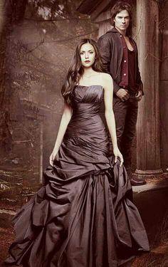 #TVD - Damon & Elena