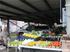 Friday is a Market Day at West Tennessee Farmers Market in Jackson, Tennessee 6am - 5pm at 91 New Market Street http://farmersmarketonline.com/fm/WestTennesseeFarmersMarket.html