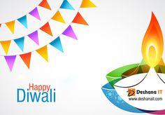 Happy #Diwali to all off You..!! #Deshana #IT