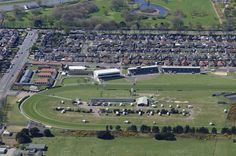 Great Yarmouth Racecourse - Great Yarmouth Aerial Images   by John D F