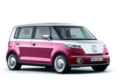 VW Kombi Bulli
