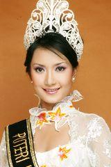 Puteri Indonesia 2004 - Artika Sari Devi