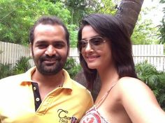 Surveen Chawla: Surveen chawla at interview
