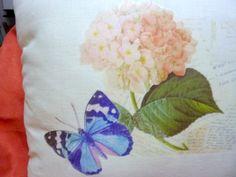 Decorative Pillow Cover Linen Pillow Cover by JulieButlerCreations, $20.00