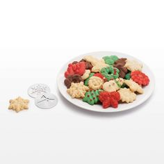 Christmas Cookie Press Disk Set - Baking Tools - Cooking & Baking - Products | OXO