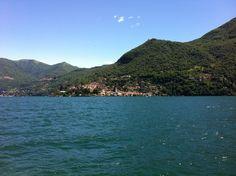 Torno visto dal Grand Hotel Imperiale Resort & SPA - Moltrasio - Lake Como