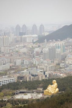Thousand-Buddha Mountain, Jinan, Shandong, China * Arielle Gabriel writes of her financial disaster and prayers as a Buddhist in The Goddess of Mercy & The Dept of Miracles, a book of disasters and miracles, as a mystic in a world of moneyminded Hong Kong ex-pats *