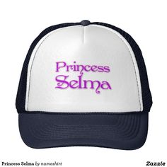 Princesa Selma Boné