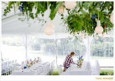 Pippa & Andrew's Midlands Flower Farm Wedding - Adore Weddings Got Married, Getting Married, Family Flowers, Flower Farm, Farm Wedding, Vows, Hydrangea, The Incredibles, Table Decorations