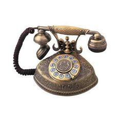 vintage telephone  www.fashiolista.com