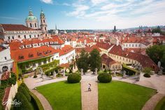 Prague wedding and pre-wedding photographer with years of experience. Professional photography services in Prague and Europe. Visit Prague, Church Of Our Lady, Most Romantic Places, Old Town Square, Prague Castle, Great Backgrounds, Green Valley, Amazing Buildings