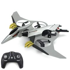 Pterosaurs RC Drone Unique Design 2.4G 6-axis-gyro 4CH RC Quadcopter Professional Remote Control Helicopter RC Dron Toys