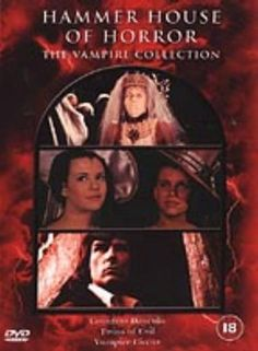 Hammer House of Horror : The Vampire Collection [DVD] [1980............16]