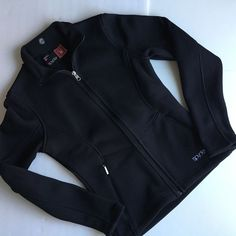 SPYDER Black Zip Cable Core Ski Sweater Knit Jacket Fleece Lined Small S EUC #Spyder #Basic #Jacket #Outdoor #ski #ootd #fashion #ebay #seller #black #zip #workout #fleece #lined #sweater #knit #small #thebudgetcafe #womens