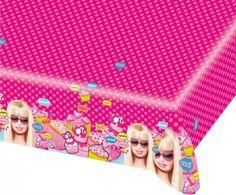 Totally Barbie Tafelkleed - Sisters in Wonderland