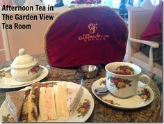 Garden View Tea Room at #Disney's Grand Floridian Resort and Spa #Travel #Vacations