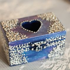 We've long had in mind to use our Winter Fairytale collection in a styled shoot… Event Design, Wedding Designs, Fairytale, Decorative Boxes, Wedding Decorations, Hand Painted, Navy, Antiques, Winter