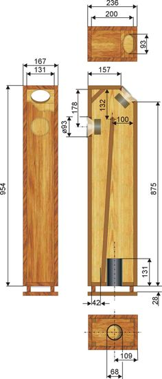 BD-Pipes Speakers with Radio Shack Wooden Speakers, Horn Speakers, Diy Speakers, Music Speakers, Bluetooth Speakers, Diy Electronics, Electronics Projects, Home Theather, Loudspeaker Enclosure